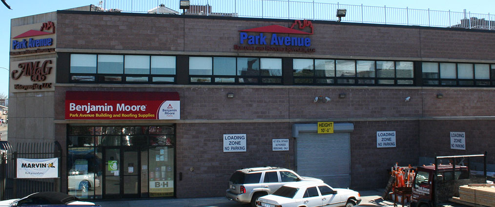 Park Avenue Building And Roofing Supplies Llc